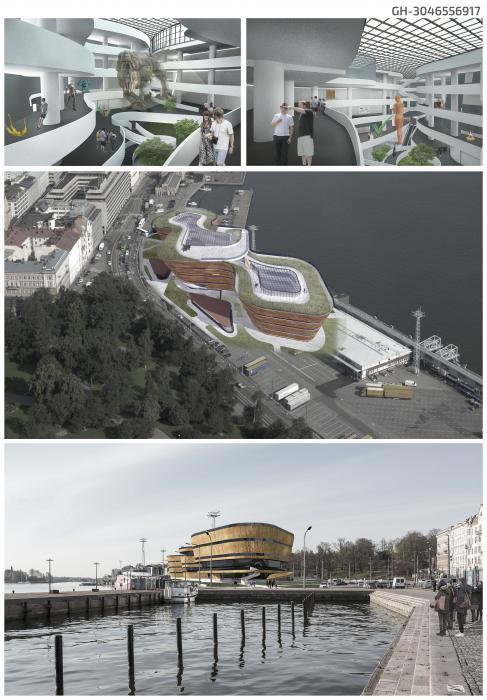 Первый открытый международный архитектурный конкурс на лучший проект музея Гуггенхайма в Хельсинки - 3