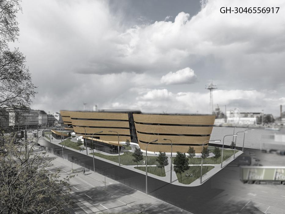 Первый открытый международный архитектурный конкурс на лучший проект музея Гуггенхайма в Хельсинки - 6