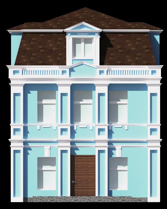 Предложение по реконструкции офисного здания по адресу ул.Хорива, 47-г - 4