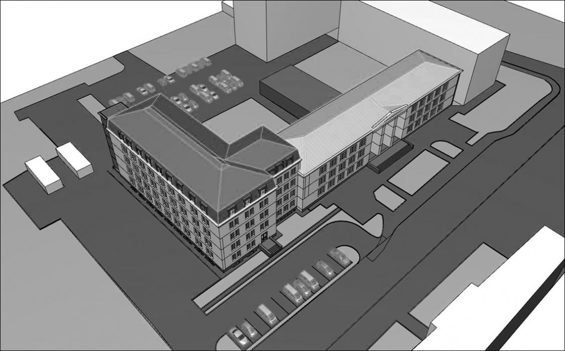 Реконструкция офисного здания под жилой многоквартирный дом, г. Киев - 4