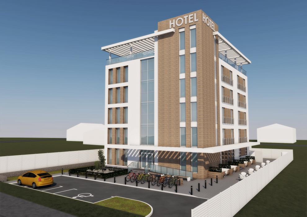 Гостиница на Окружной  - 4