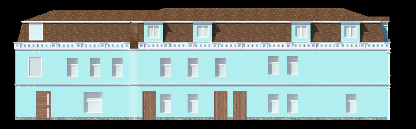 Предложение по реконструкции офисного здания по адресу ул.Хорива, 47-г - 6