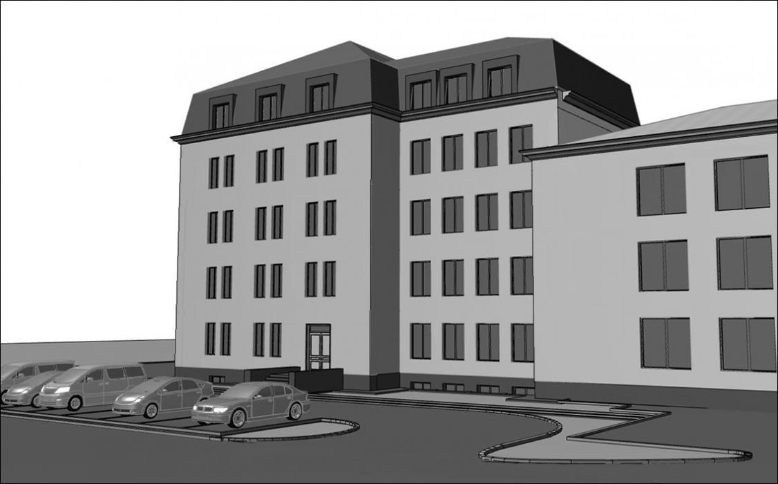Реконструкция офисного здания под жилой многоквартирный дом, г. Киев - 3