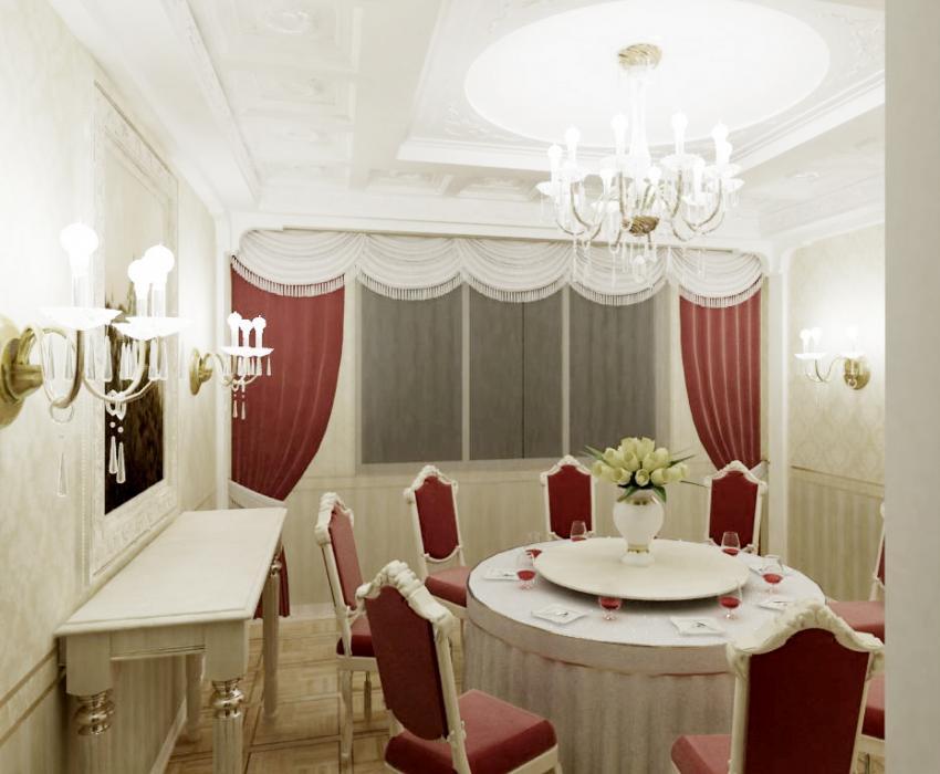 Ресторан, ул. Зодчих, г. Киев - 7