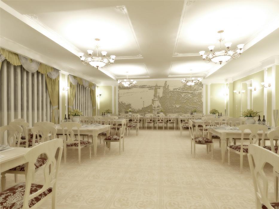 Ресторан, ул. Зодчих, г. Киев - 10