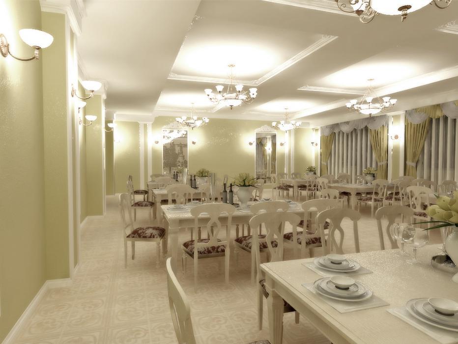 Ресторан, ул. Зодчих, г. Киев - 11