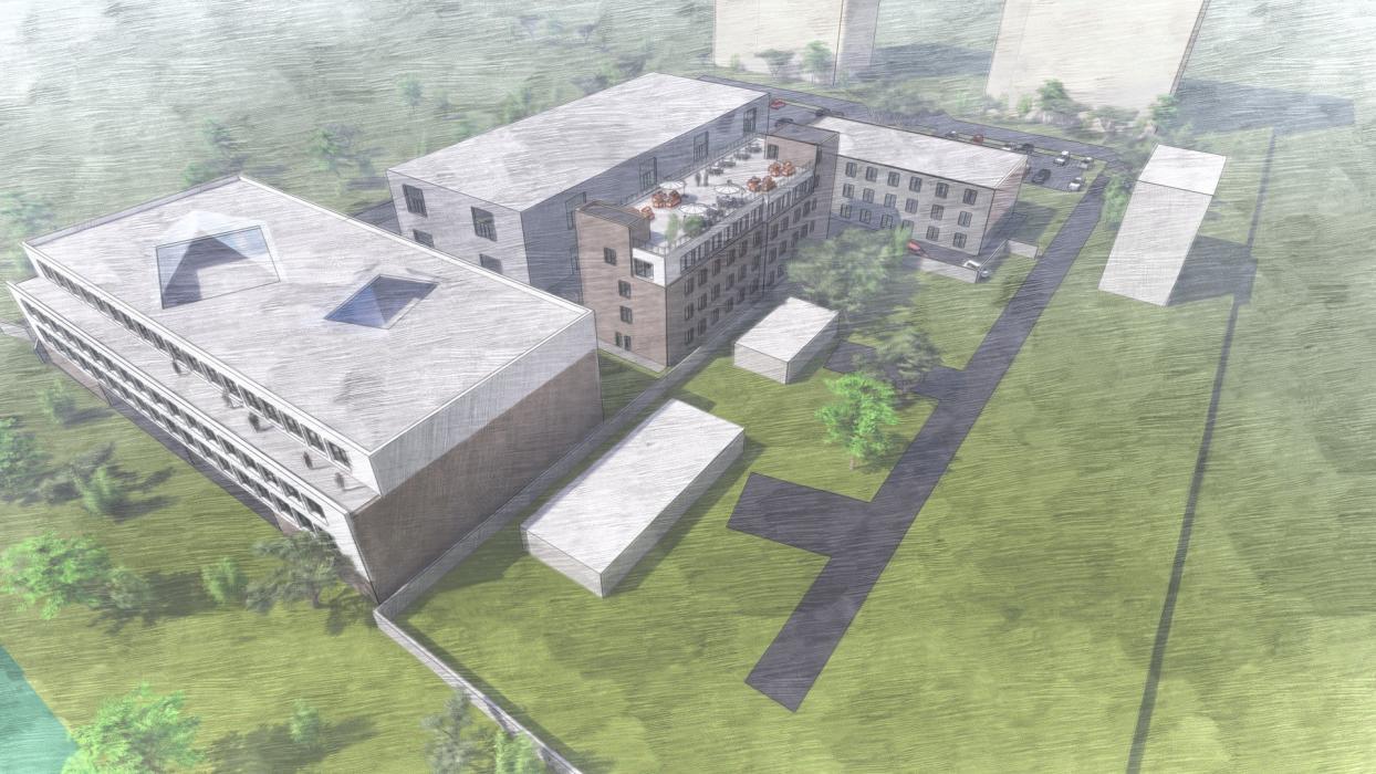Офисное здание г. Киев - 3