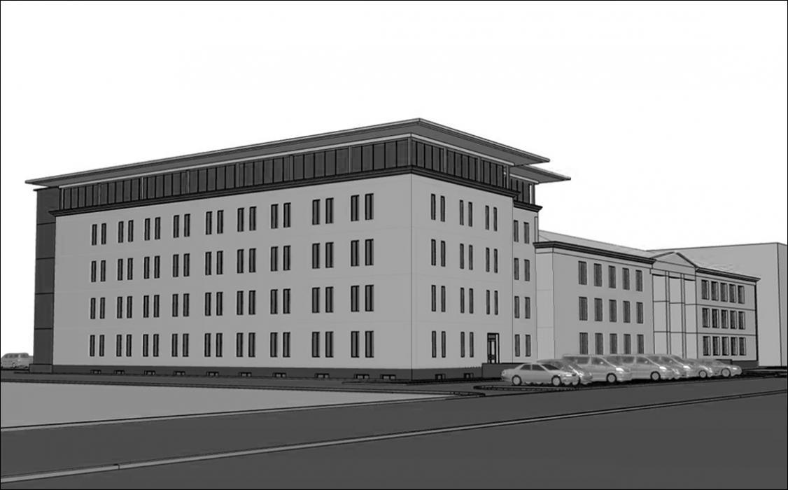 Реконструкция офисного здания под жилой многоквартирный дом, г. Киев - 9