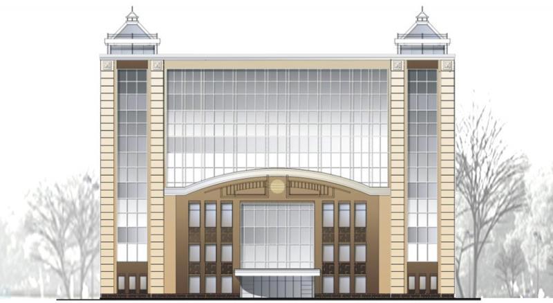 Бизнес-центр «Фаренгейт», г. Киев - 2