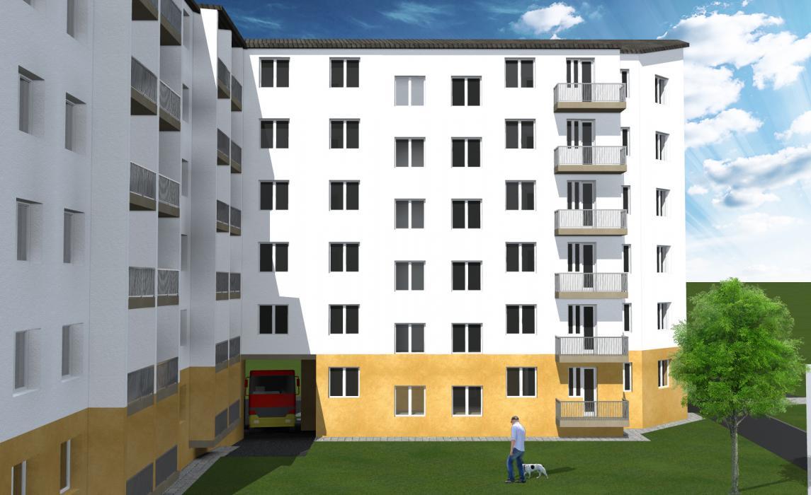 Жилой дом, г. Киев - 2