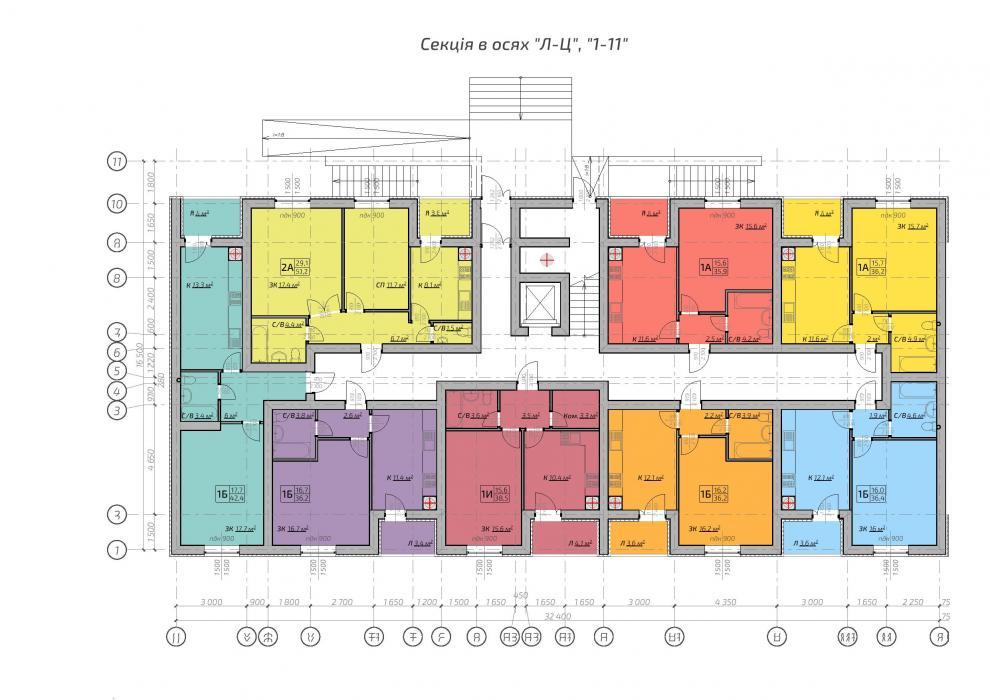 9-ти этажное жилое здание - 7