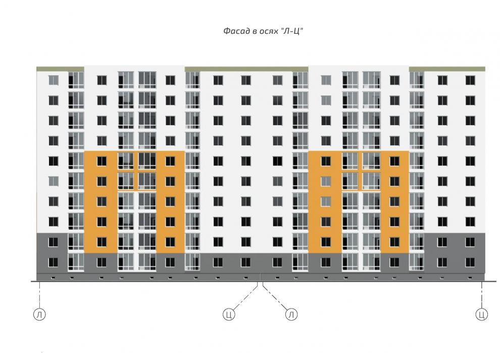 Проект жилого комплекса в г.Львов - 7