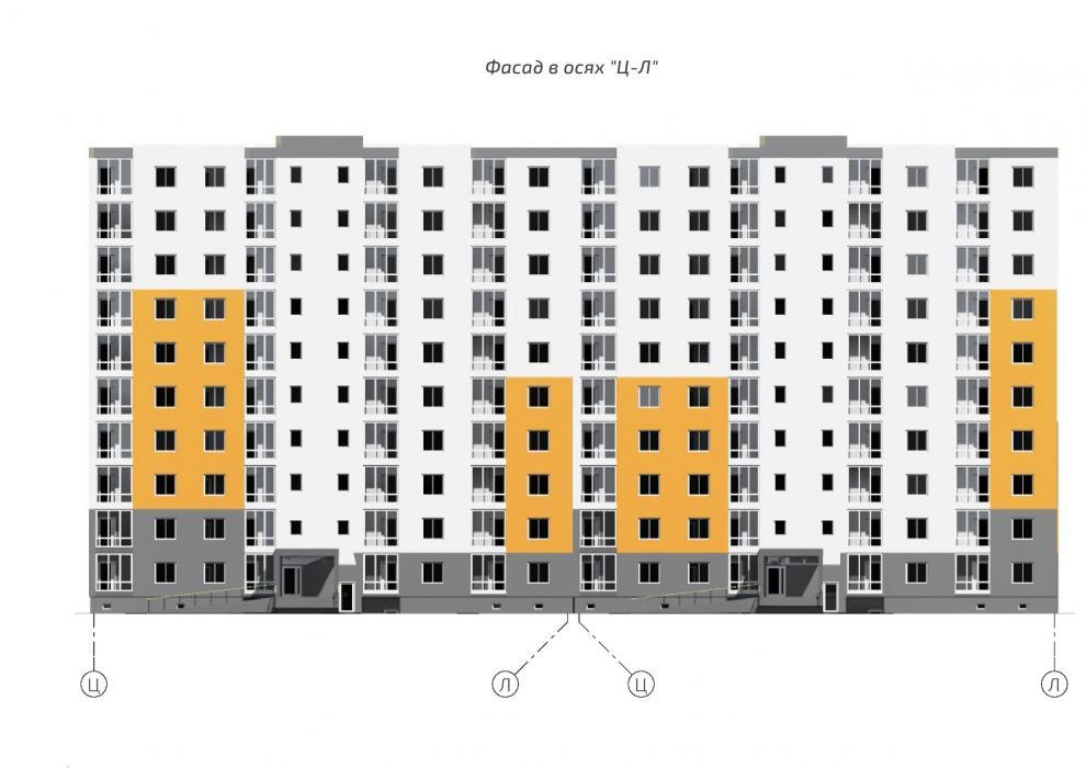 Проект жилого комплекса в г.Львов - 8