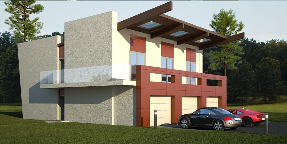 Проект жилого дома усадебного типа в пгт. Ворзель - 6