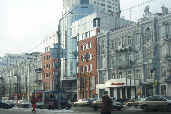 Бизнес-центр по ул.Красноармейска 64 - 1