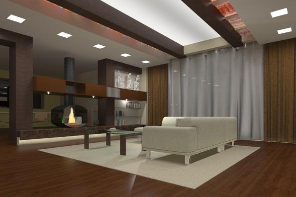 Дизайн интерьера индивидуального жилого дома в пгт. Ворзель - 3