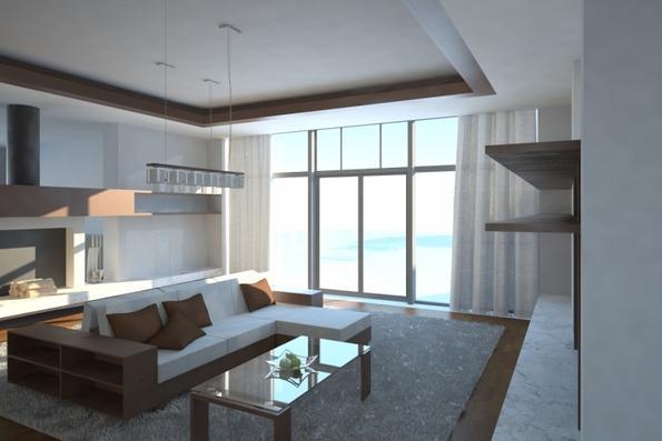 Дизайн интерьера индивидуального жилого дома в пгт. Ворзель - 2