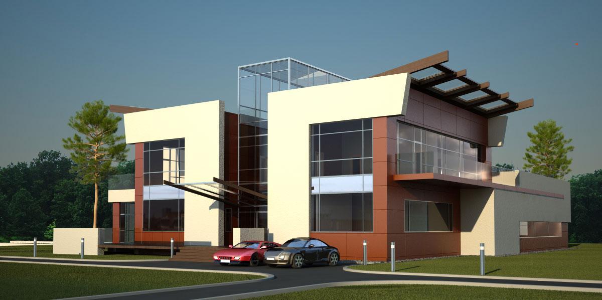 Проект жилого дома усадебного типа в пгт. Ворзель - 5