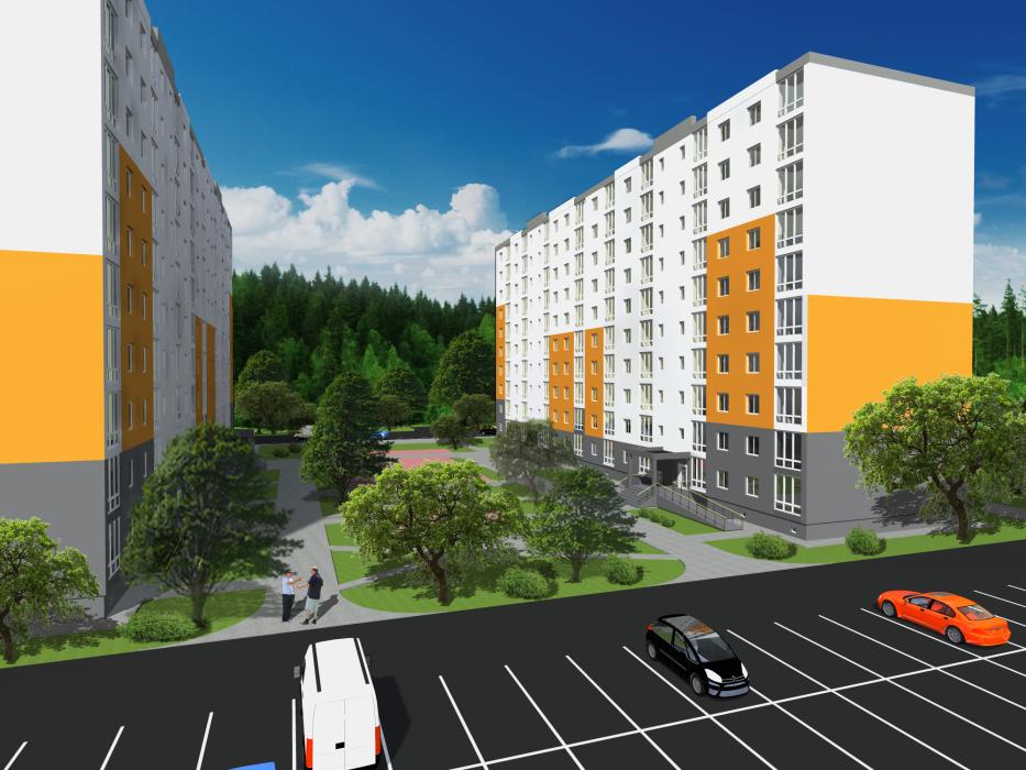 Проект жилого комплекса в г.Львов - 10