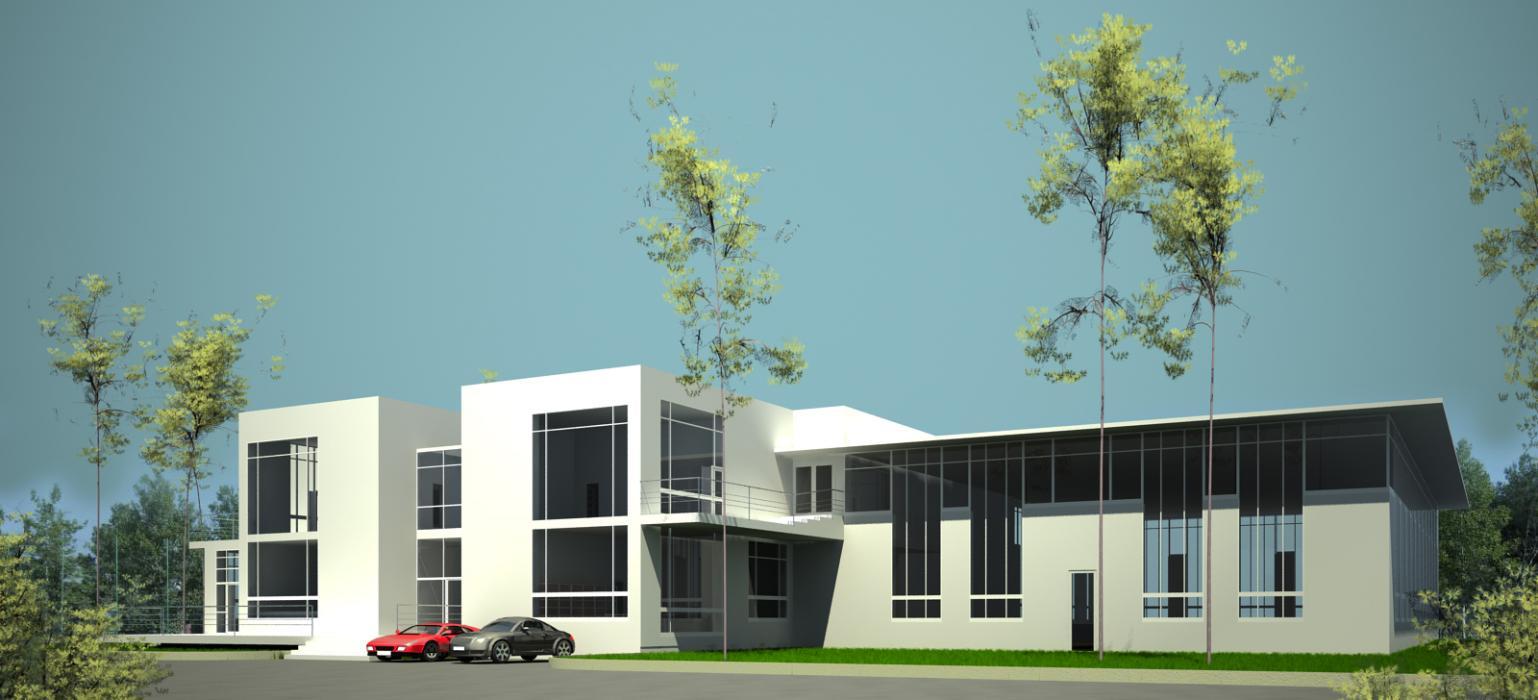 Проект жилого дома усадебного типа в пгт. Ворзель - 9