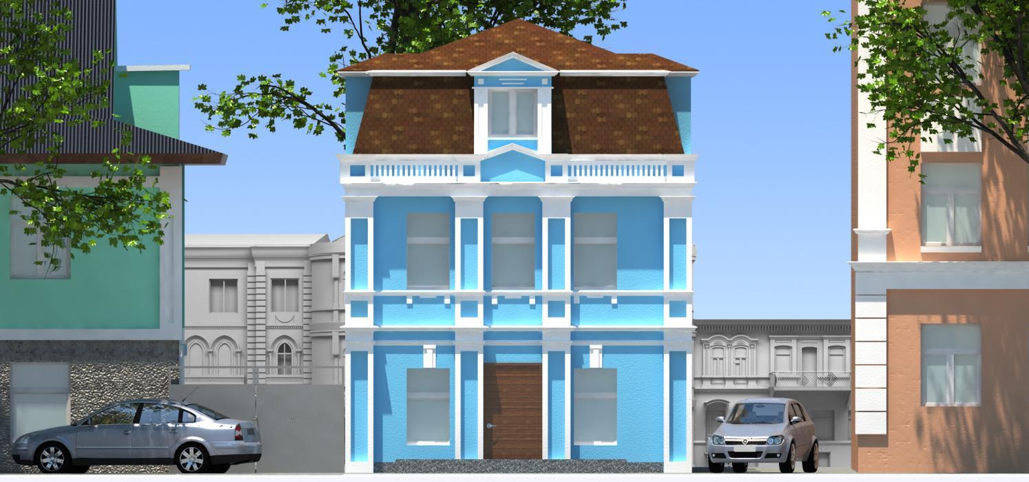Предложение по реконструкции офисного здания по адресу ул.Хорива, 47-г - 5