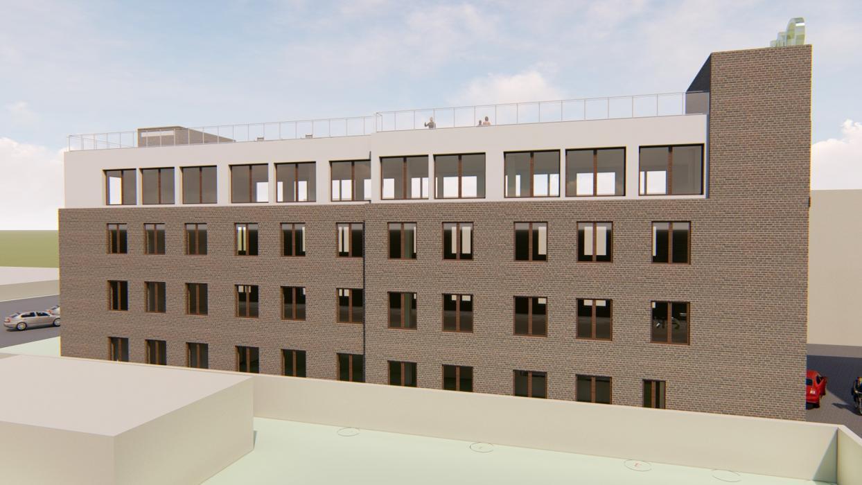 Офисное здание г. Киев - 5