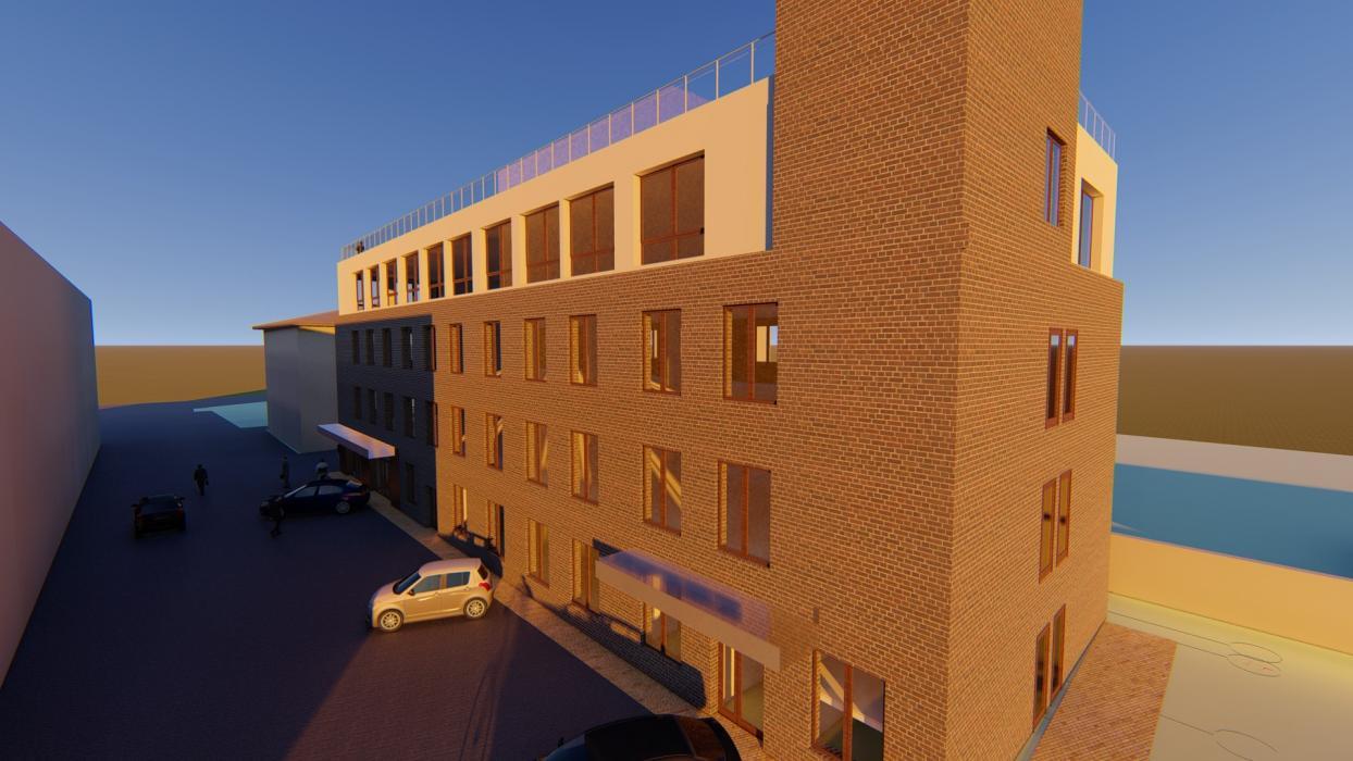 Офисное здание г. Киев - 4