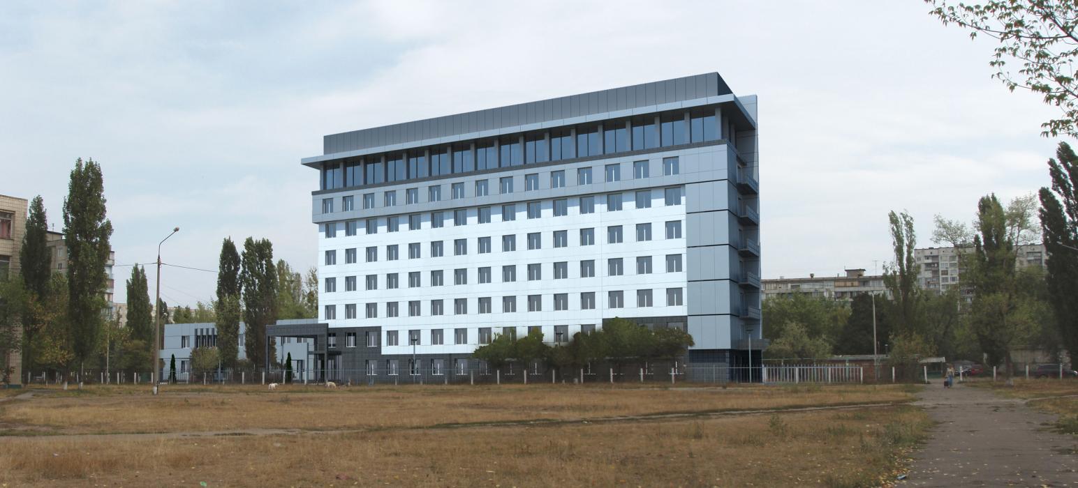 Проект админостративного здания по пр.Тычины 26 г, г.Киев - 4