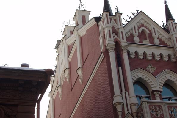 Жилой дом по ул.Шелковичная, 19 - 1
