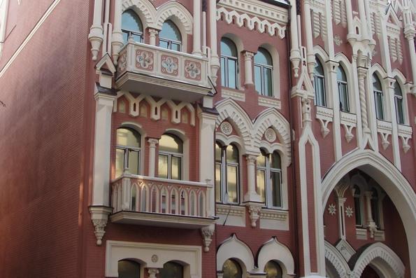 Жилой дом по ул.Шелковичная, 19 - 2