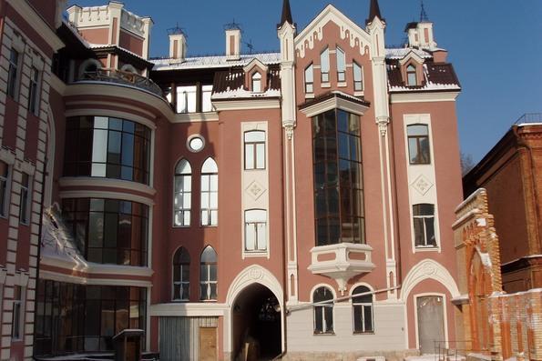 Жилой дом по ул.Шелковичная, 19 - 3