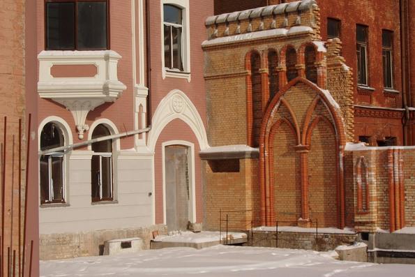 Жилой дом по ул.Шелковичная, 19 - 4