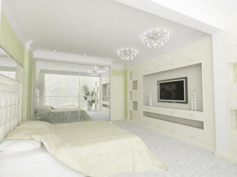 Интерьер квартиры по ул.Туманяна 15-а в г.Киеве 1 квартира - 6
