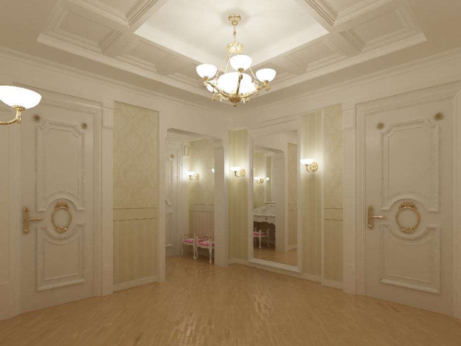 Интерьер квартиры по ул.Туманяна 15-а в г.Киеве 3 квартира - 3